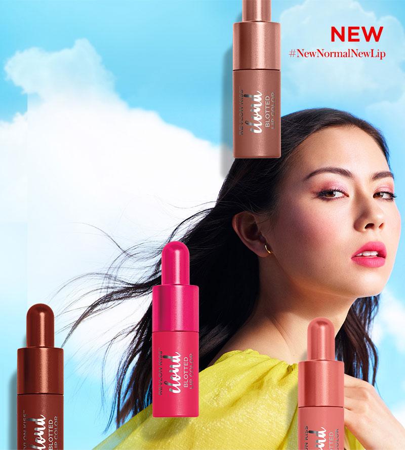 Virtual makeover revlon Revlon rises
